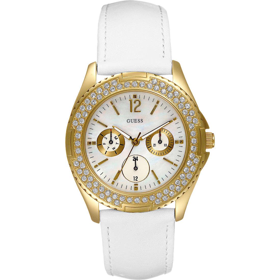 watch multifunction woman Guess W11567L1