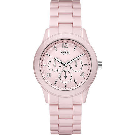 watch multifunction woman Guess W11603L3