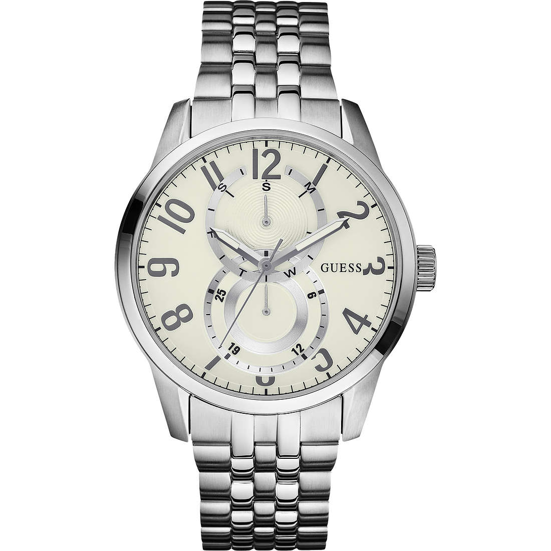 watch multifunction woman Guess W13100G2