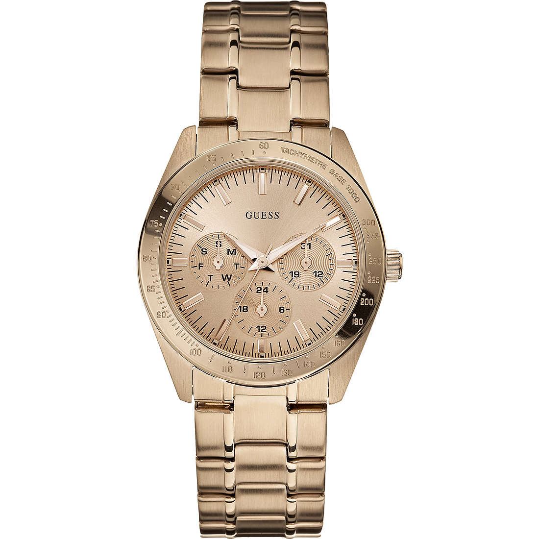 watch multifunction woman Guess W13101L1