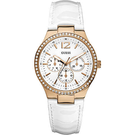 watch multifunction woman Guess W13556L1