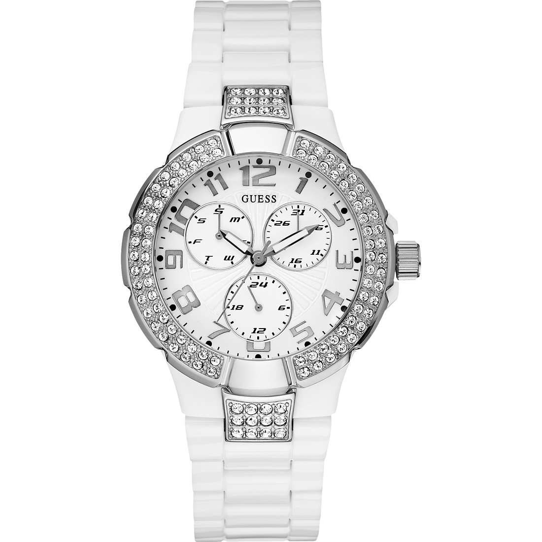 watch multifunction woman Guess W13564L1