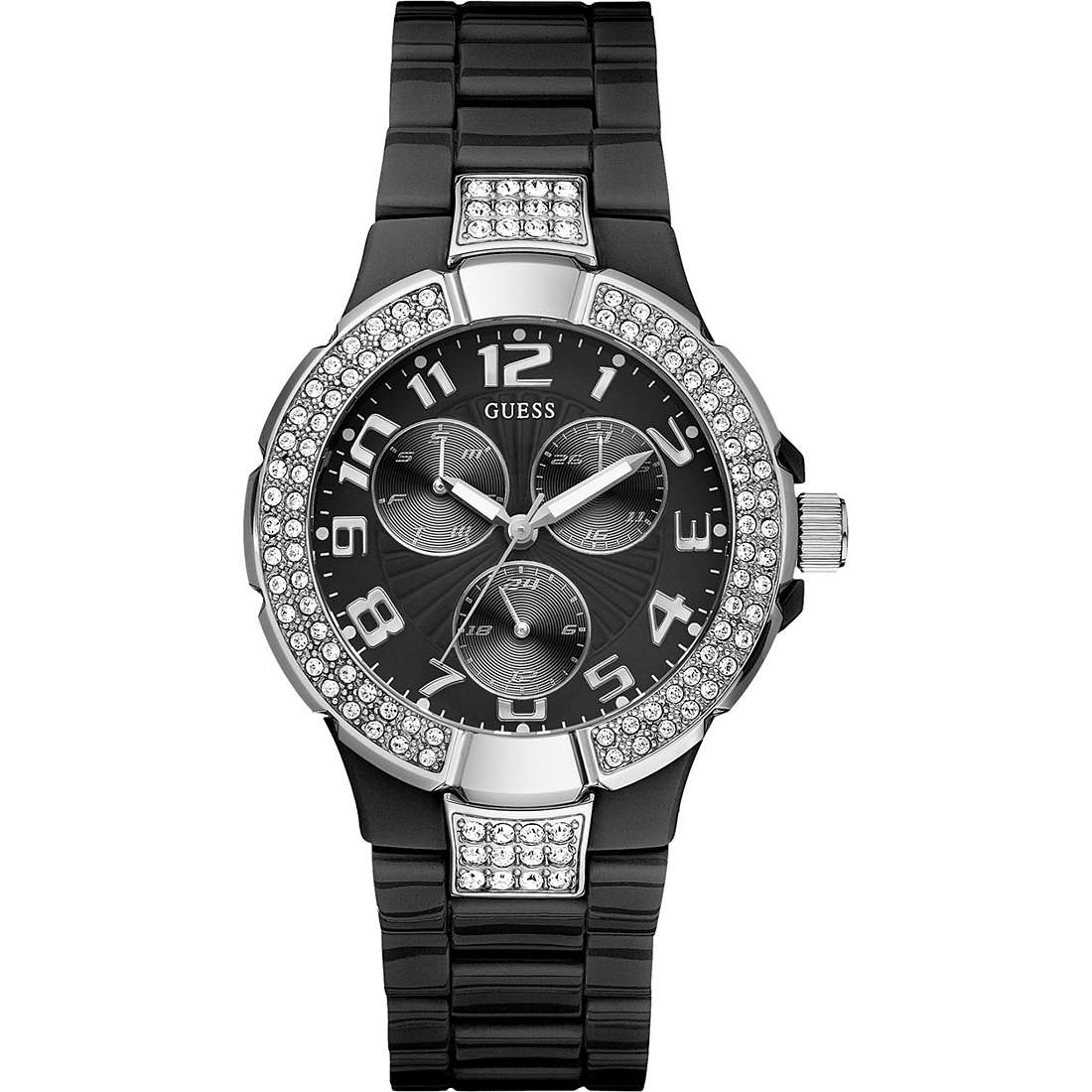 watch multifunction woman Guess W13564L2