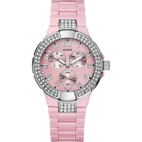 watch multifunction woman Guess W14047L1