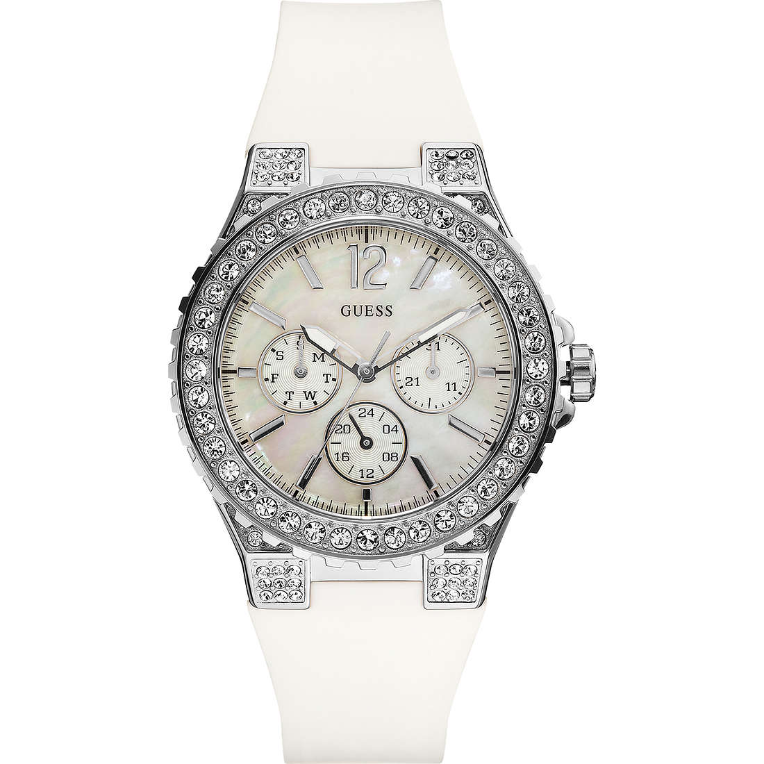 watch multifunction woman Guess W14555L1