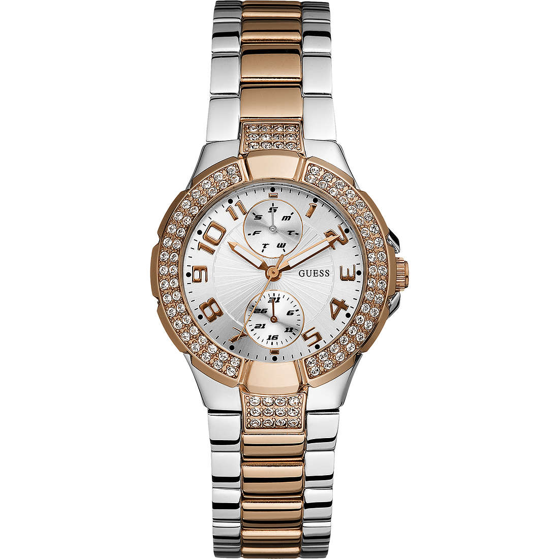 watch multifunction woman Guess W15072L2