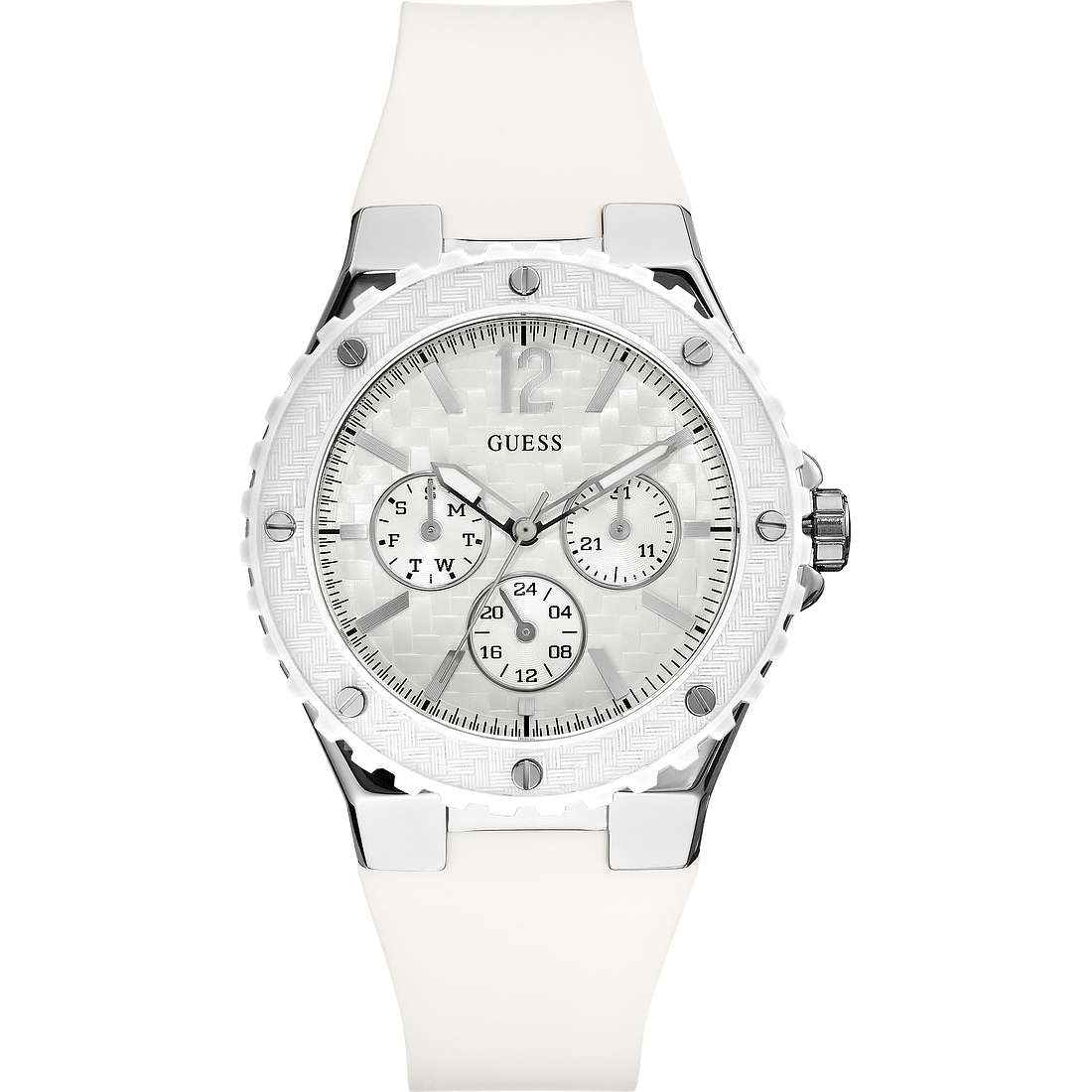 watch multifunction woman Guess W90084L1