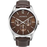watch multifunction woman Jack&co Stefano JW0164M4