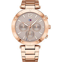watch multifunction woman Tommy Hilfiger Chloe THW1781879