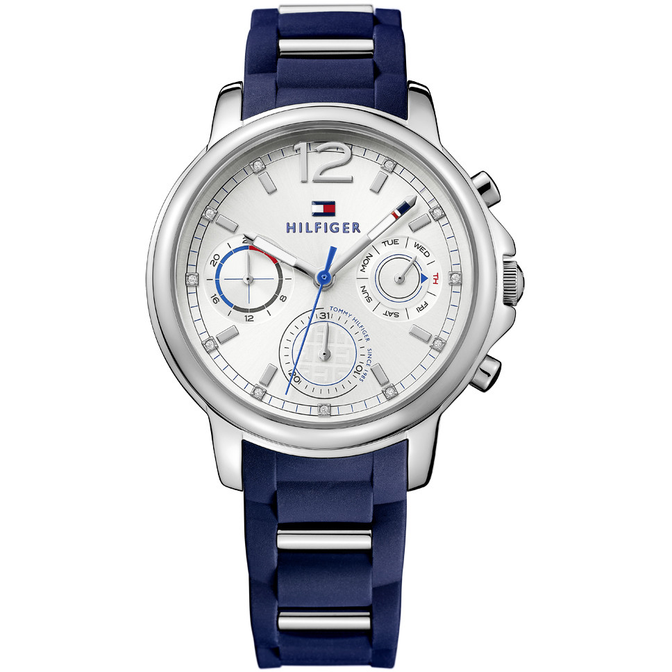 watch multifunction woman Tommy Hilfiger Claudia THW1781746