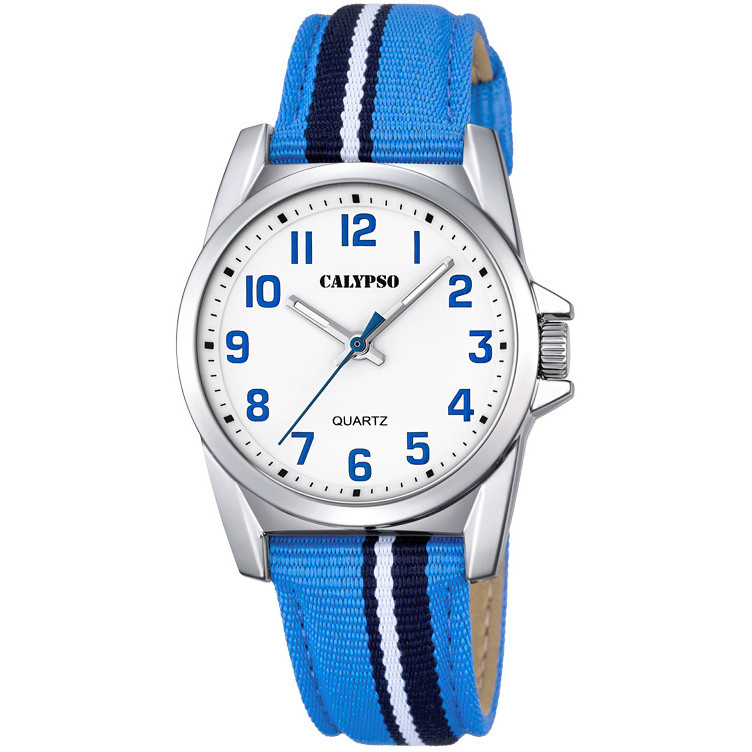 45c642b74 watch only time child Calypso Junior Collection K5707 2 only time ...