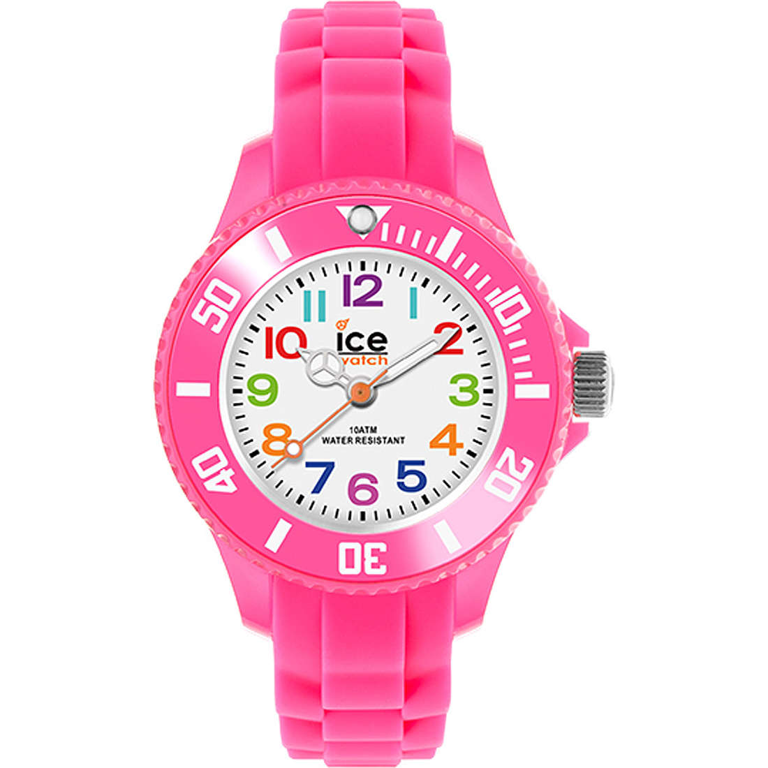 watch only time child ICE WATCH Ice-Mini MN.PK.M.S.12