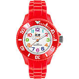 watch only time child ICE WATCH Ice-Mini MN.RD.M.S.12
