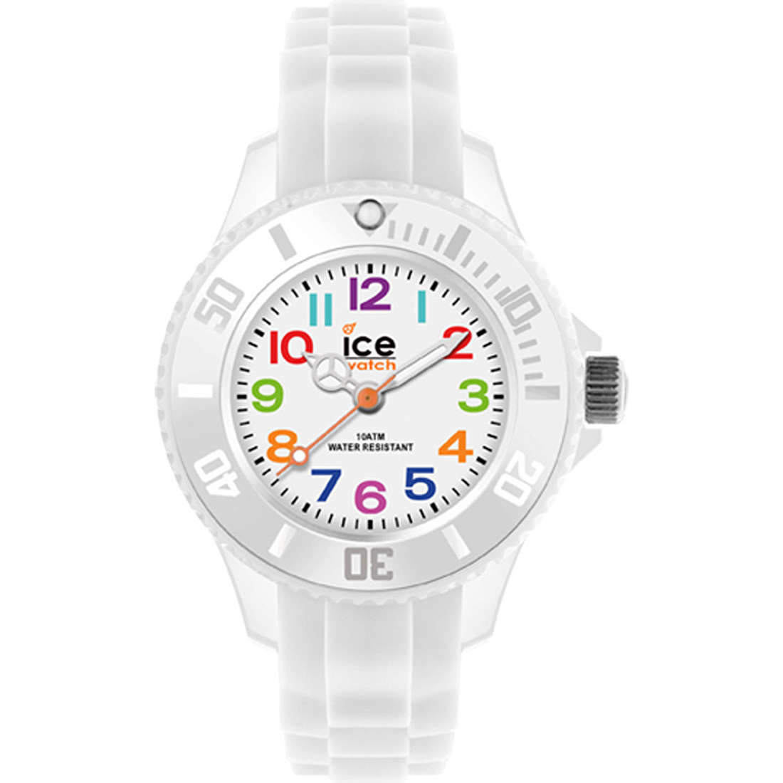 watch only time child ICE WATCH Ice-Mini MN.WE.M.S.12