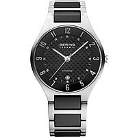 watch only time man Bering Titanium 11739-702