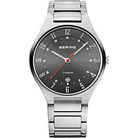 watch only time man Bering Titanium 11739-772