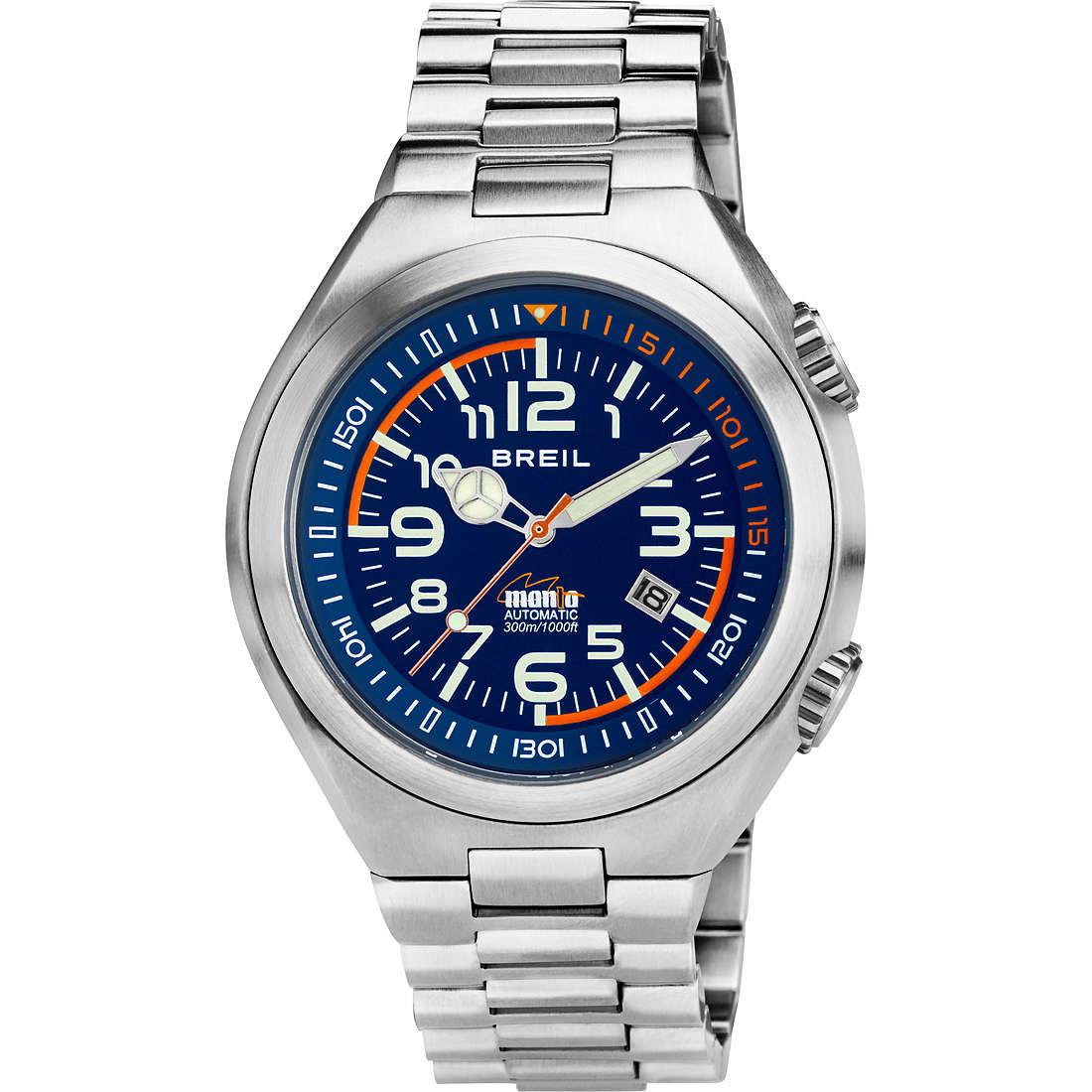 watch only time man Breil Manta Pro Diver TW1433