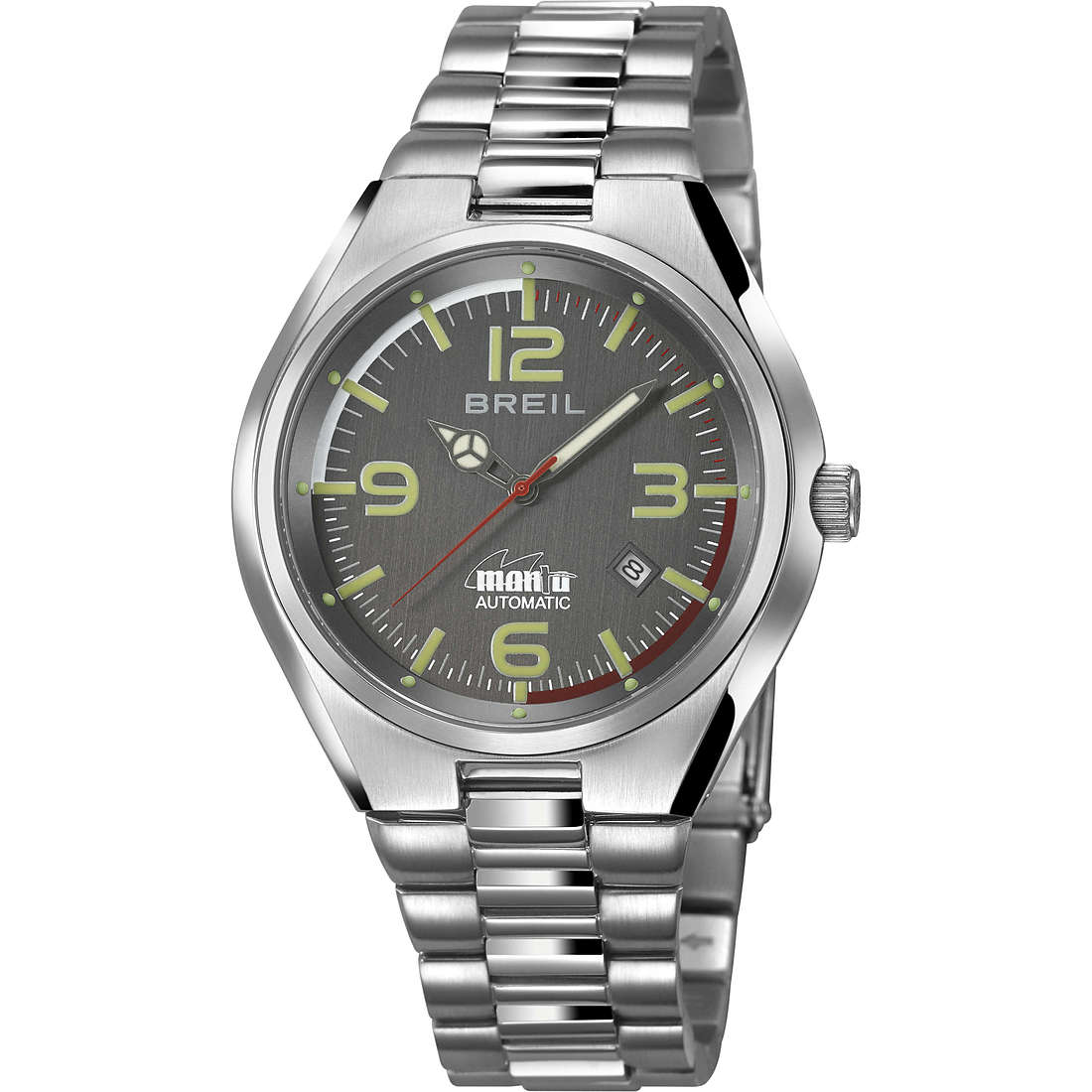 watch only time man Breil Manta Professional TW1358
