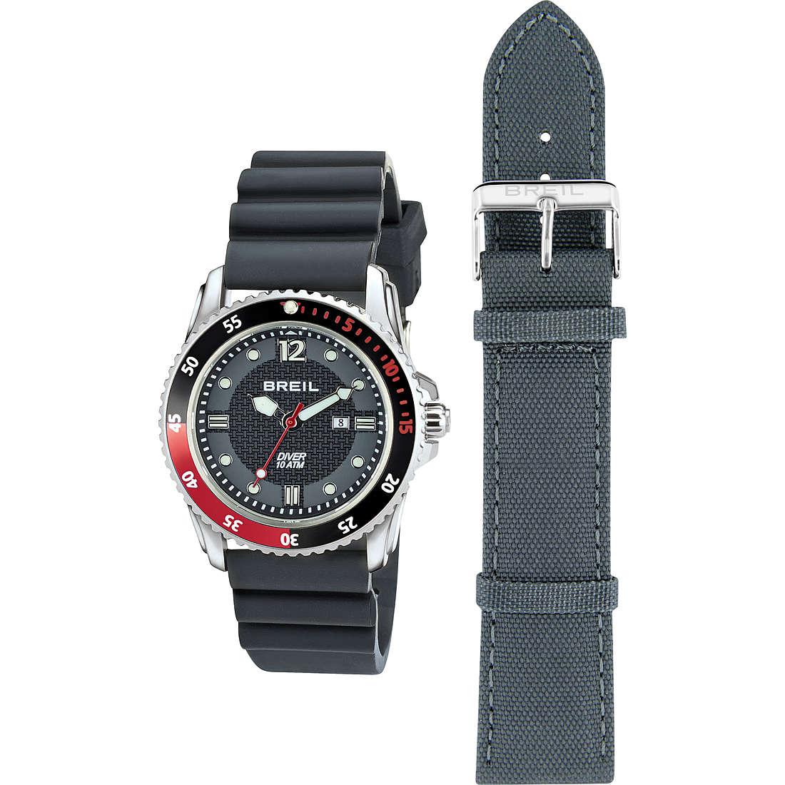 watch only time man Breil Oceano TW1424