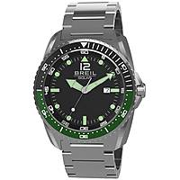 watch only time man Breil Subacqueo Solare TW1754