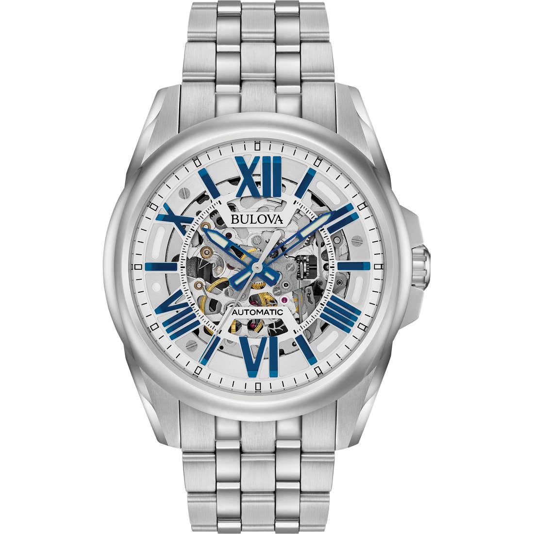 watch only time man Bulova 96A187