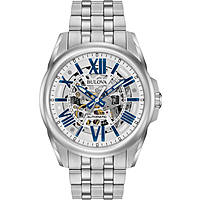 watch only time man Bulova 96A187