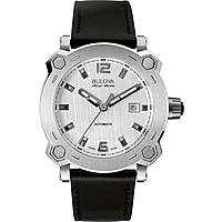 watch only time man Bulova Accu Swiss Percheron 63B191
