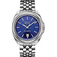 watch only time man Bulova Accu Swiss Telc 63B186