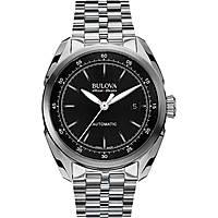 watch only time man Bulova Accu Swiss Tellaro 63B193