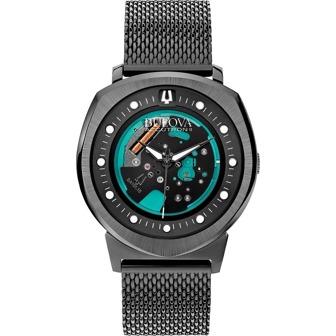watch only time man Bulova Accutron II Alpha 98A136