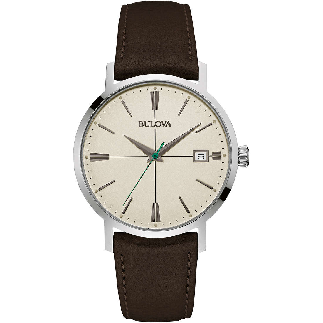 watch only time man Bulova Aerojet 96B242