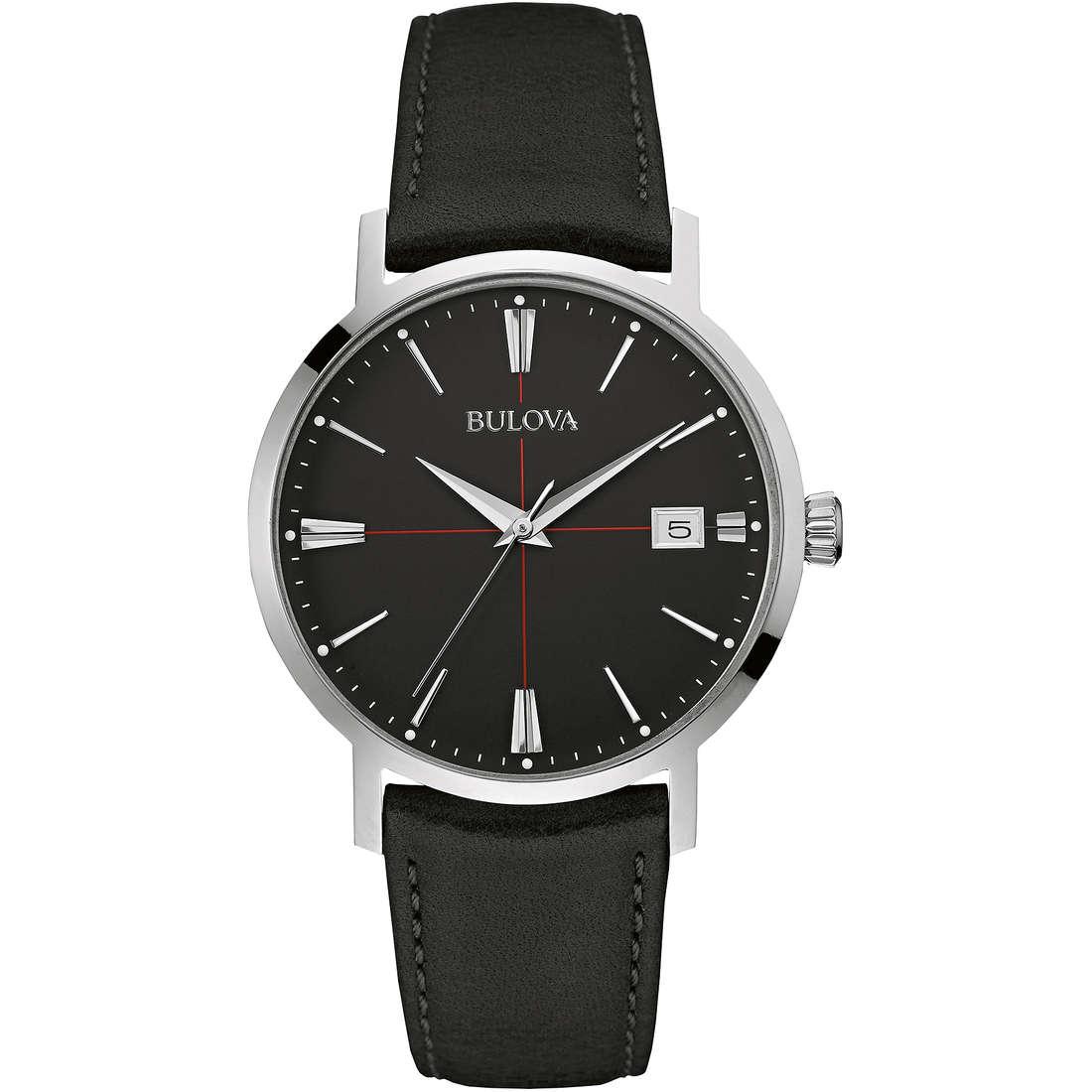 watch only time man Bulova Aerojet 96B243