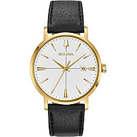 watch only time man Bulova Aerojet 97B172