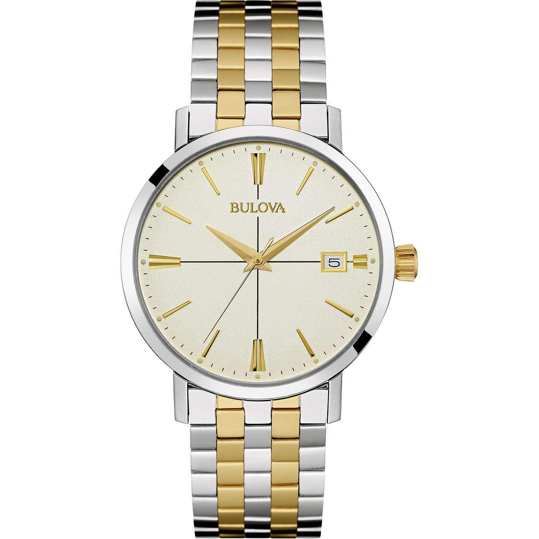 watch only time man Bulova Aerojet 98B255