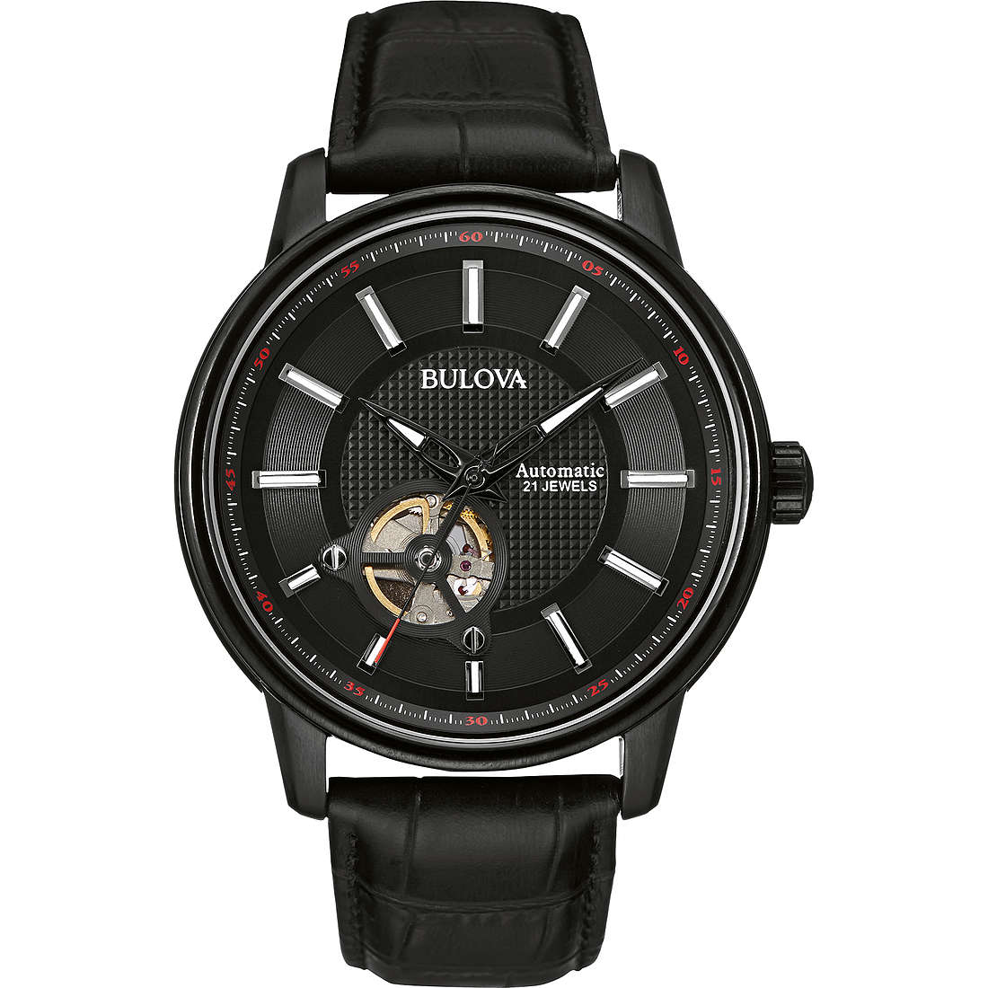 watch only time man Bulova Bva Series 98A139