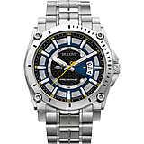 watch only time man Bulova Champlain 96G131