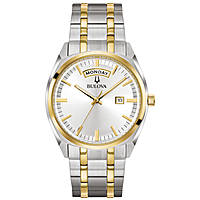 watch only time man Bulova Classic 98C127
