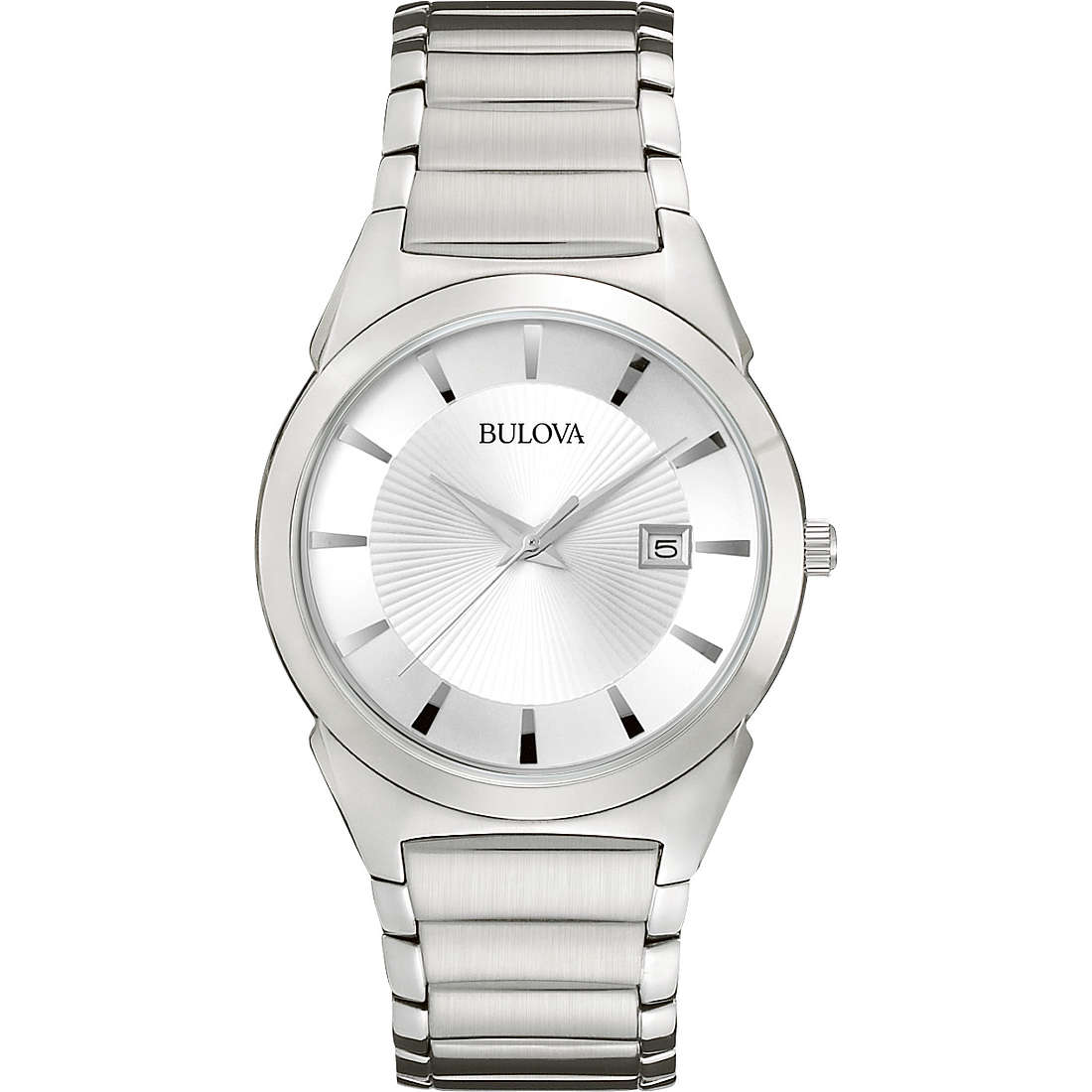 watch only time man Bulova Dress 96B015