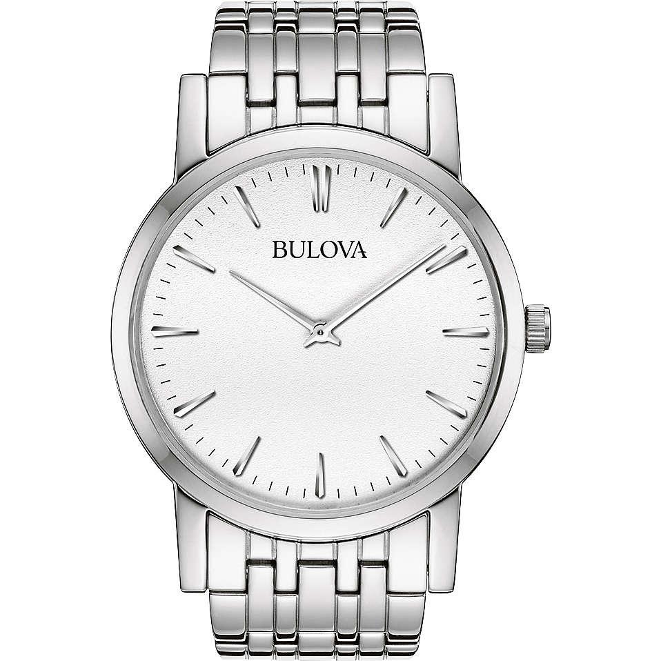 watch only time man Bulova Dress Duets 96A115