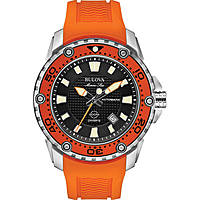 watch only time man Bulova Marine Star 98B207