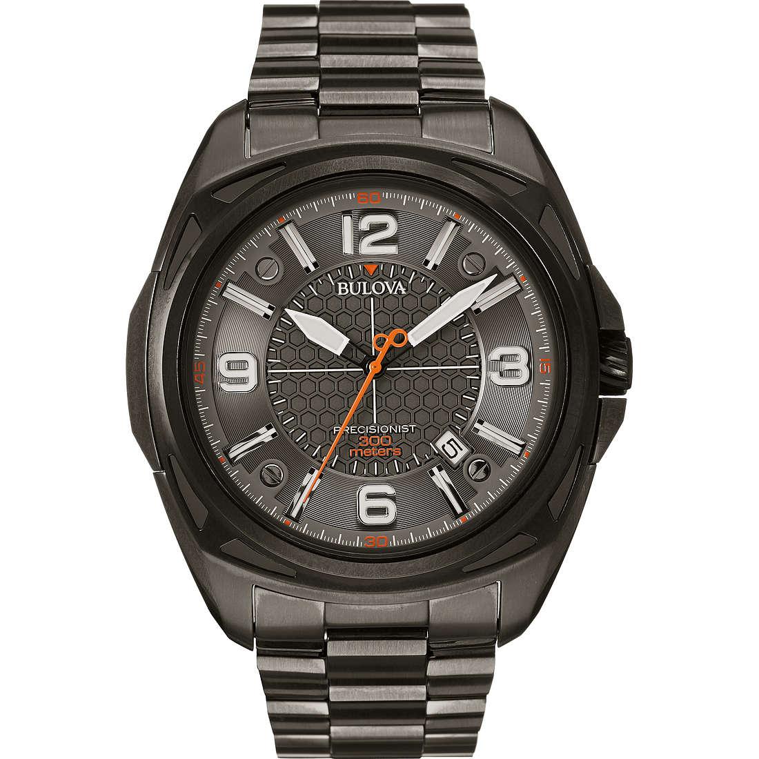 watch only time man Bulova Pilot 98B225