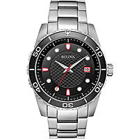 watch only time man Bulova Sport 98A195