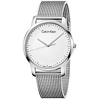 watch only time man Calvin Klein City K2G2G126