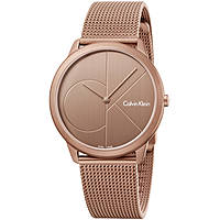 watch only time man Calvin Klein Minimal K3M11TFK