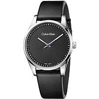 watch only time man Calvin Klein Steadfast K8S211C1
