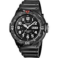 watch only time man Casio CASIO COLLECTION MRW-200H-1BVEF