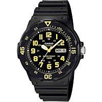 watch only time man Casio CASIO COLLECTION MRW-200H-9BVEF