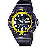 watch only time man Casio CASIO COLLECTION MRW-200HC-2BVEF