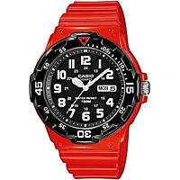 watch only time man Casio CASIO COLLECTION MRW-200HC-4BVEF