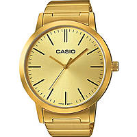 watch only time man Casio Colletion LTP-E118G-9AER